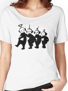 Teletubbies Women's Relaxed Fit T-Shirt