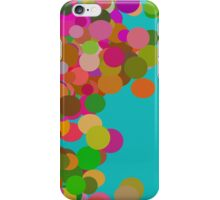 Spot of color iPhone Case/Skin