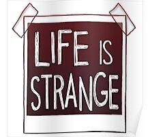 life is strange icon Poster