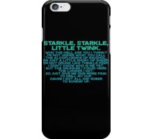 Starkle Starkle LittleTwink iPhone Case/Skin
