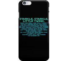 Starkle Starkle LittleTwink iPhone Case/Skin