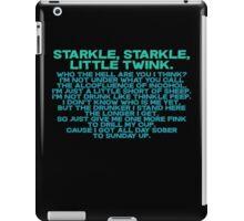 Starkle Starkle LittleTwink iPad Case/Skin