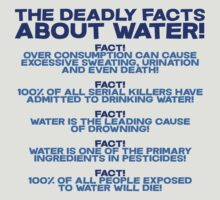 The deadly facts about water by SlubberBub