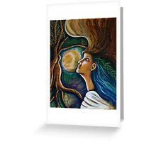 Divine Feminine Greeting Card