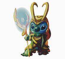Stitch Loki Kids Clothes