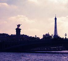 When in Paris... by schizomania