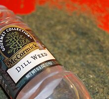 Pudgent Dill Weed! by Debbi Tannock