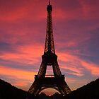 Eiffel Tower by Michael Jeffries