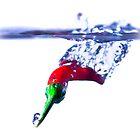 Chili Splash by Ryan Carter