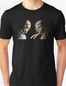 Ninja Vs Snake Unisex T-Shirt