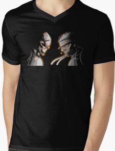 Ninja Vs Snake Mens V-Neck T-Shirt