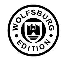Wolfsburg Edition (black) 1c Photographic Print