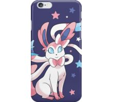Starry Sylveon iPhone Case/Skin