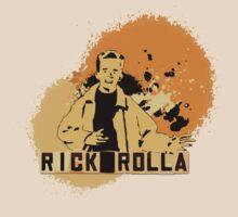 Rick Rolla by lukeshirt