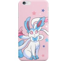 Shiny Starry Sylveon iPhone Case/Skin