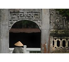 Temple of Literature Photographic Print