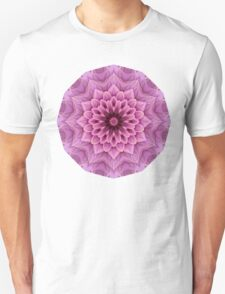 Pink Petals Unisex T-Shirt