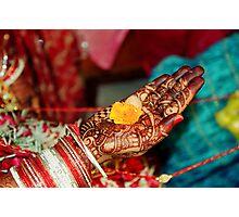 Wedding 3 Photographic Print