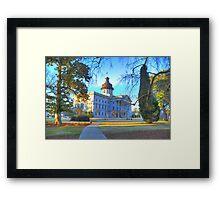 SC Statehouse, Columbia, SC Framed Print