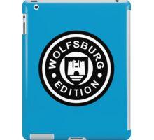 Wolfsburg Edition 2c iPad Case/Skin