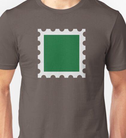 Green stamp Unisex T-Shirt