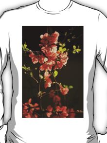 Quince Blossoms T-Shirt
