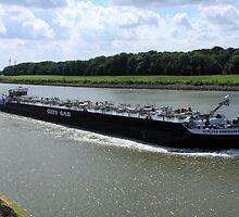 Rotterdam Canal Holland by aidan  moran