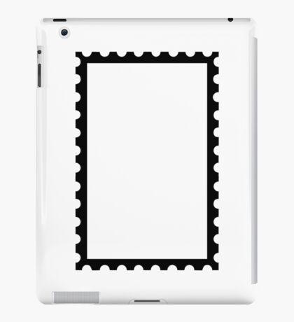 Postage stamp iPad Case/Skin