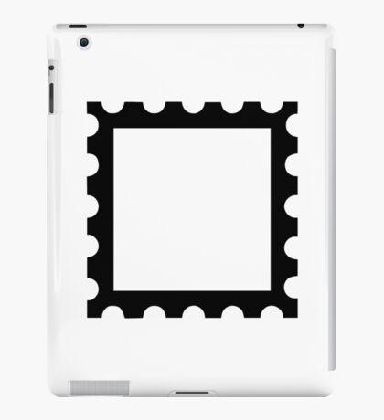 Post stamp iPad Case/Skin
