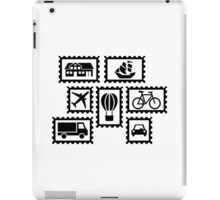 Stamp collection iPad Case/Skin