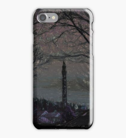 Wainhouse Tower - Chalk Effect iPhone Case/Skin