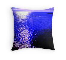 IONIAN SEA GALLIPOLI ITALY Throw Pillow