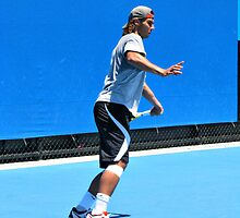 Rafael Nadal by photonet