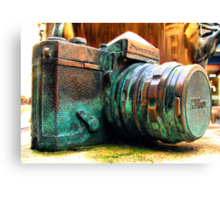 Nikon Nikkormat Canvas Print