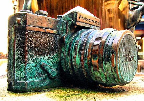 Nikon Nikkormat by A90Six