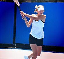 Maria Sharapova  by photonet