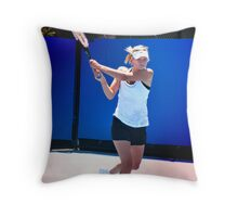 Maria Sharapova  Throw Pillow