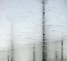 frozen lines by Annemie Hiele