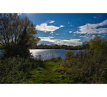 Pretty Lake Photographic Print