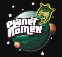 Planet Namek (Stars) by BuckRogers