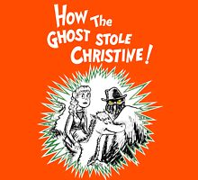 How the Ghost Stole Christine Womens Fitted T-Shirt