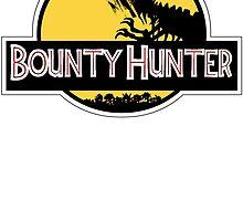 Bounty Hunter Rex by Engine26studios