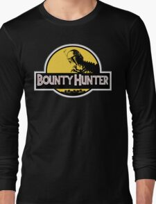 Bounty Hunter Rex Long Sleeve T-Shirt