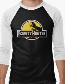 Bounty Hunter Rex Men's Baseball ¾ T-Shirt