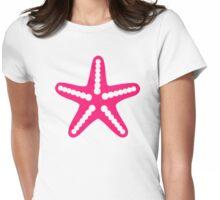 Starfish Womens Fitted T-Shirt