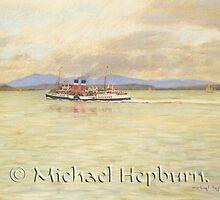 Evening Sail by michaelhepburn