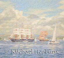 Tall Ships Regatta by michaelhepburn