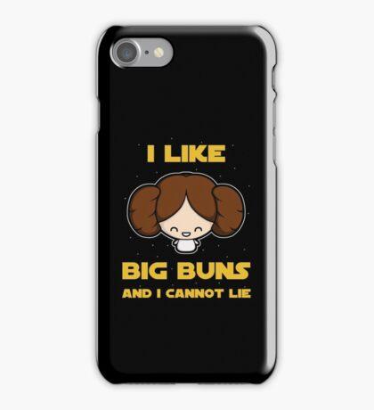 I like big buns iPhone Case/Skin