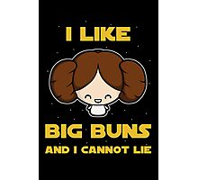 I like big buns Photographic Print