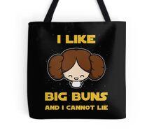 I like big buns Tote Bag